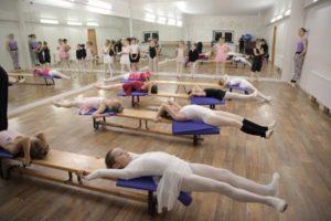 уроки танцев балета