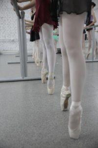 классический балет уроки