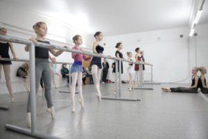 спб балет для начинающих