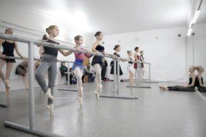 танцы балет для начинающих