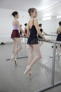 балет для детей и взрослых