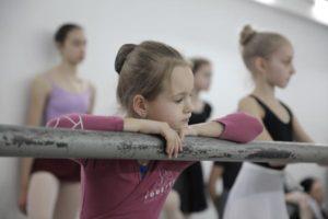 классический балет для начинающих