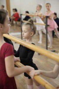 школа танцев балет