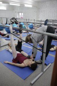 международная школа балета