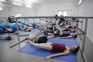 школа балета питер