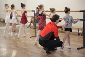 балетный интенсив для детей