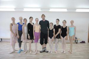 детские танцы балет