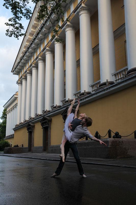 Балетные стажировки. Санкт-Петербург