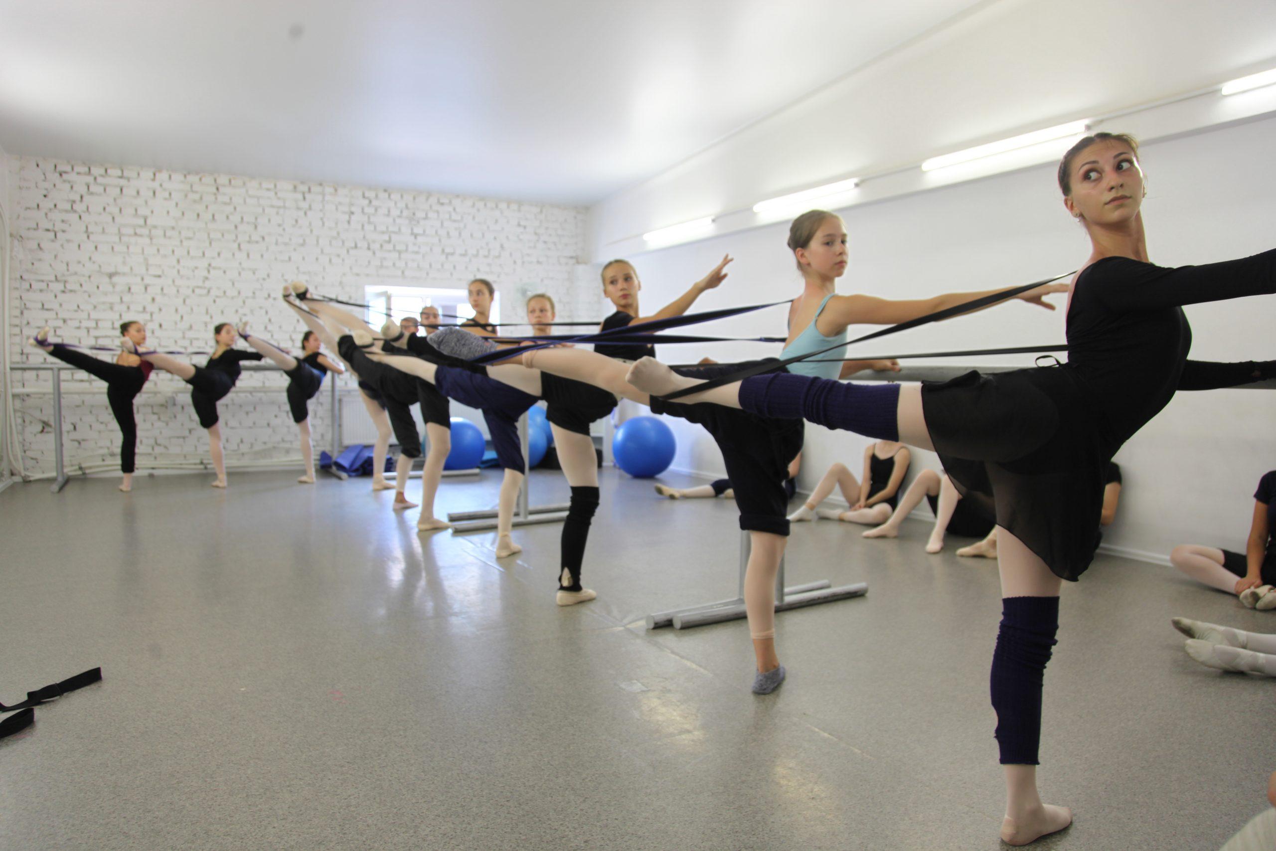 Школа балета для детей