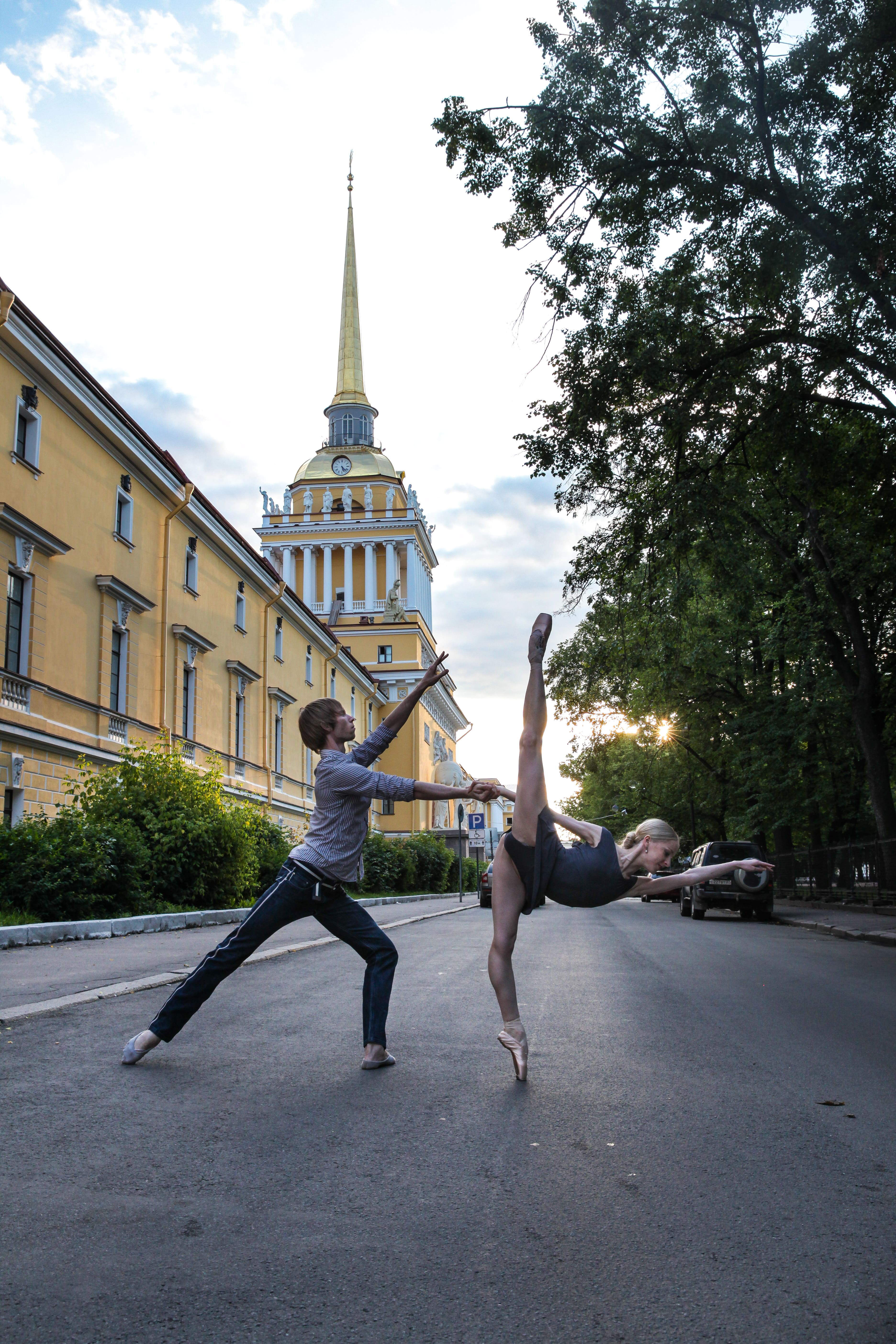 Балет в Санкт-Петербурге